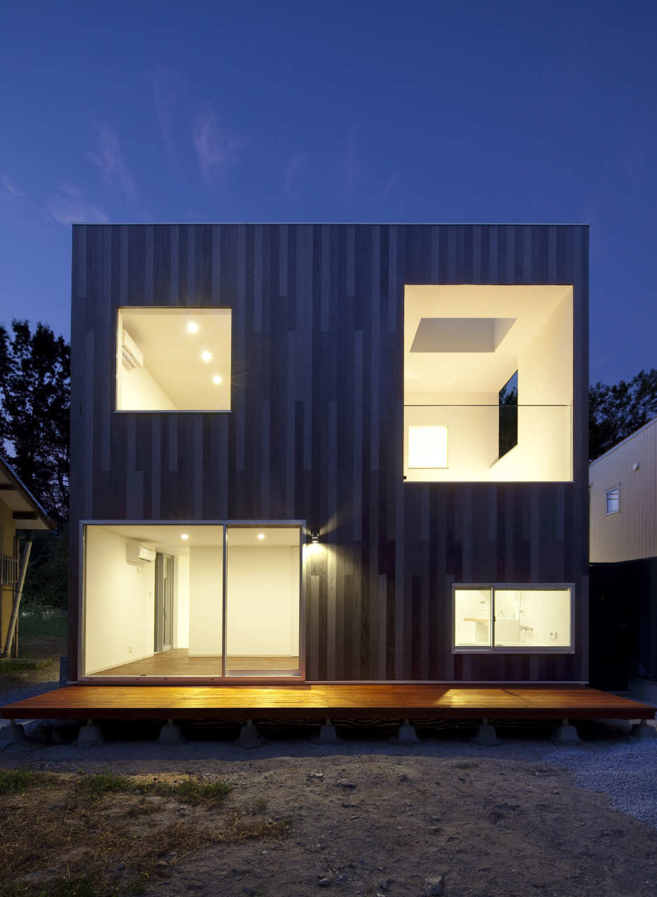 N-House / TOFU, © Yohei Sasakura