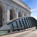 Union Station Bicycle Transit Center / KGP design