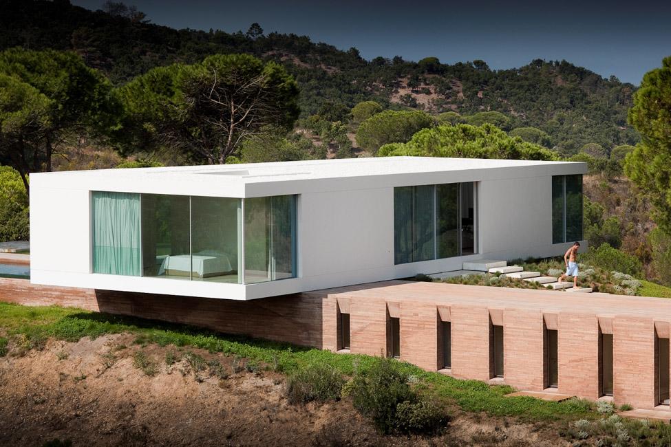 House in Melides / Pedro Reis, © FG+SG – Fernando Guerra, Sergio Guerra