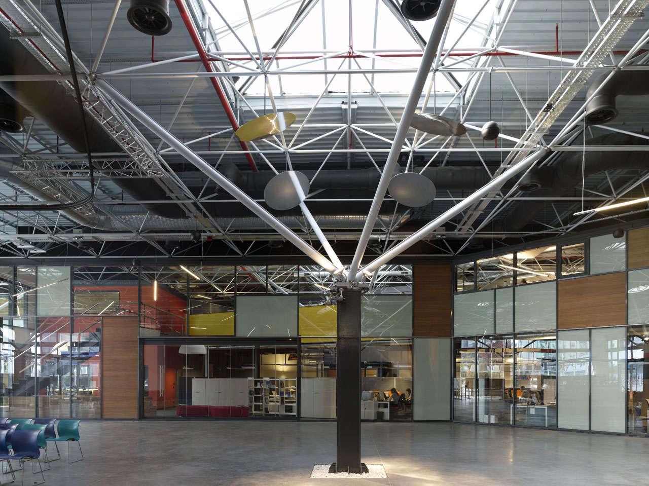 Building Information Center / Erginoğlu & Çalışlar Architects, © Cemal Emden