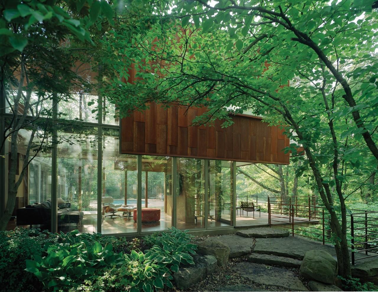 Arkansas House / Marlon Blackwell Architect, © Tim Hursley