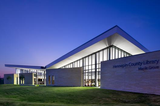 Hennepin County Library Maple Grove / MSR Design