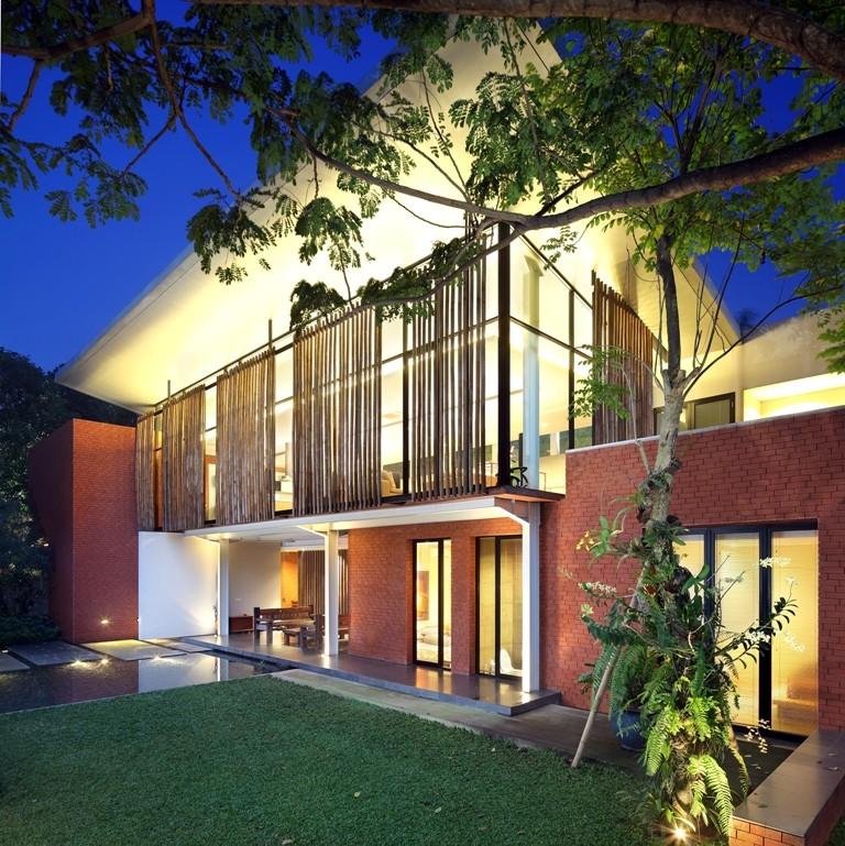 House In Nursery / Wahana Cipta Selaras Architecture, © Fernando Gomulya