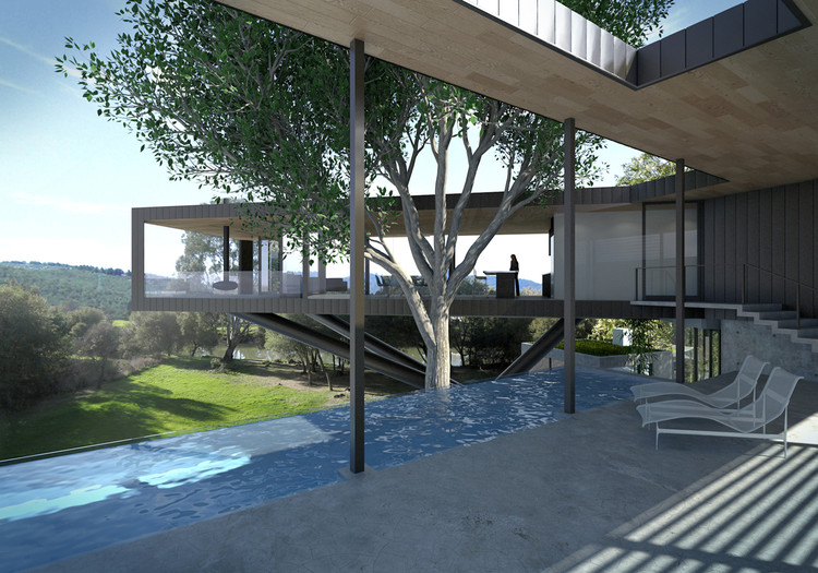 Napa River House / Craig Steely Architecture, Courtesy of Craig Steely Architecture