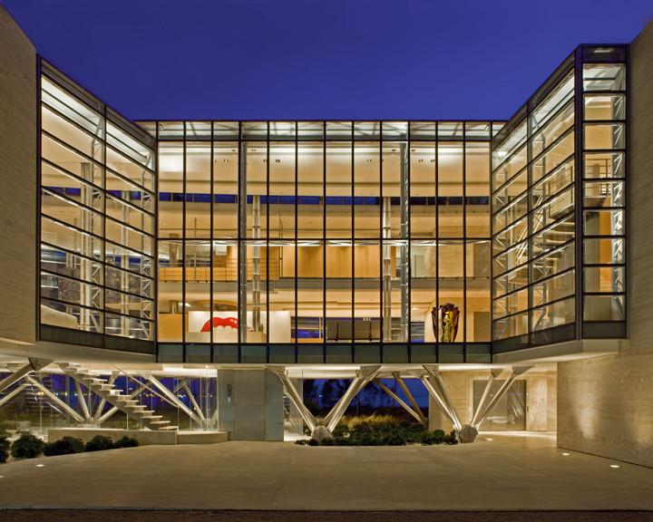 Transparent House II / Krueck & Sexton Architects, © Bill Zbaren