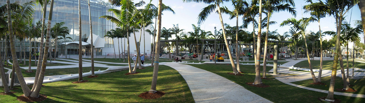 gallery of miami beach soundscape west 8 5
