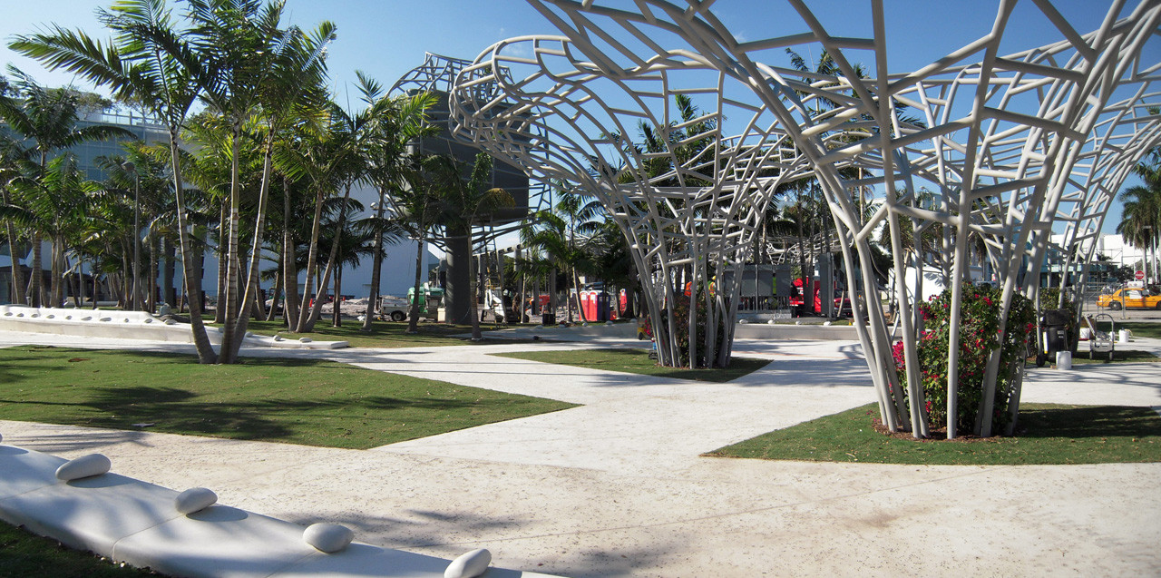 Gallery of miami beach soundscape west 8 13 for West 8 architecture