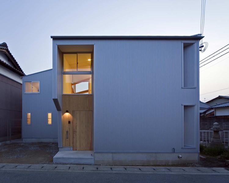 Family House In Hyogo / Kensaku Tohmoto, © Yoshiyuki Hirai