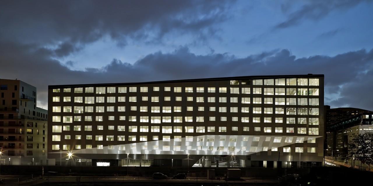 The Factory / Mateo Arquitectura, © Adrià Goula
