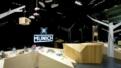 Munich L'illa Diagonal / Dear Design