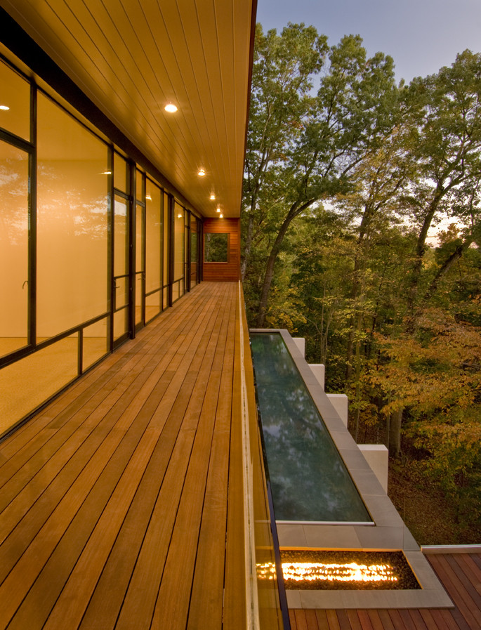Gallery of wissioming residence robert gurney architect 13 - Pavillon residentiel moderne gurney architecte ...