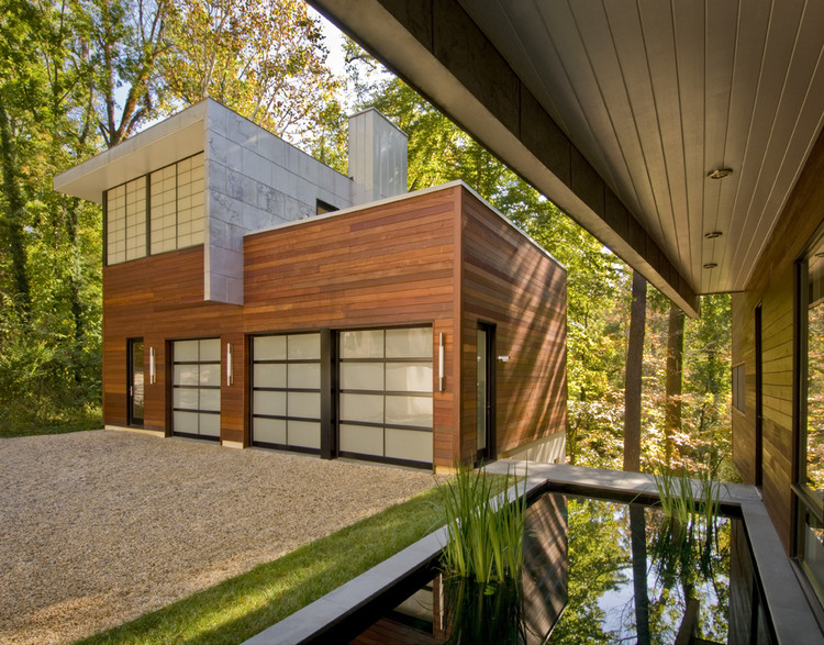 Wissioming Residence Robert Gurney Architect Archdaily