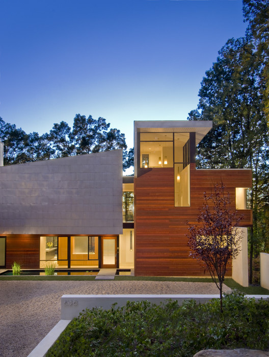 Wissioming Residence / Robert Gurney Architect, © Maxwell MacKenzie Architectural Photographer