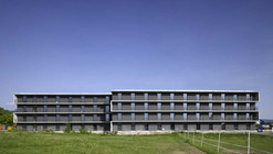 Student Dormitory / Nickl & Partner Architekten