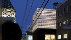 Marc Jacobs Tokyo Flagship Building / Jaklitsch/Gardner Architects