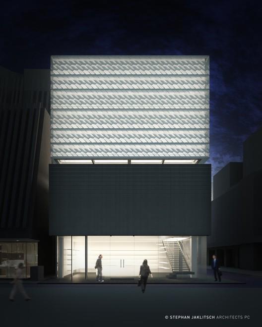 premium selection d548d 2cc51 Marc Jacobs Tokyo Flagship Building / Jaklitsch/Gardner ...