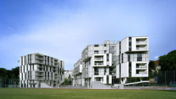 Wohngarten Sensengasse / Josef Weichenberger Architects + Partner