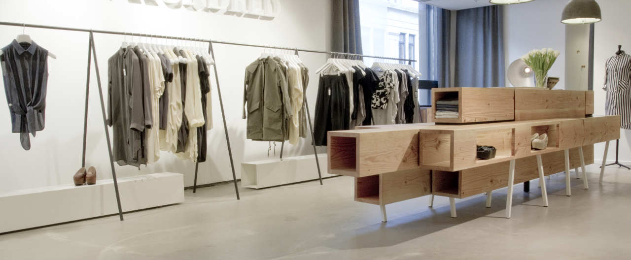 Gallery Of Won Hundred Store Mapt 3