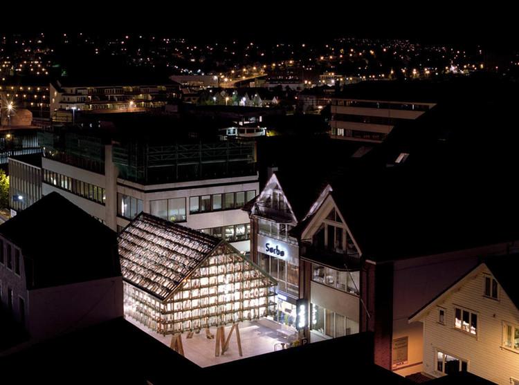Pavilhão Laterna / AWP/ Atelier Oslo, © Jonas Adolfsen