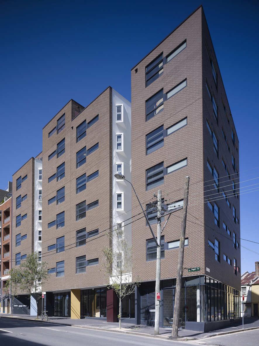 New Student Quarters For Boston University / Silvester Fuller + Tony Owen Partners