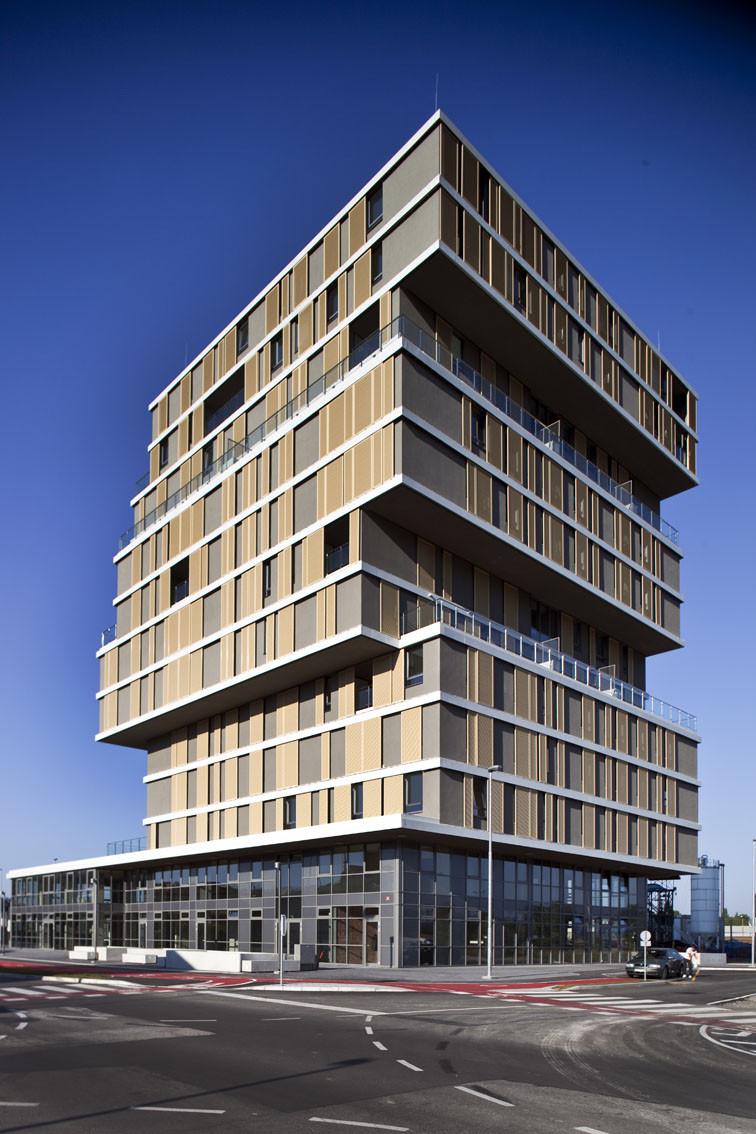 Multi Storey Residential Building Design