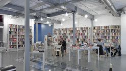 Library And Coffee Shop / MYCC