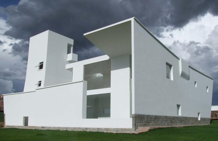 Universidad Andina Simón Bolivar / G/CdR Arquitectos