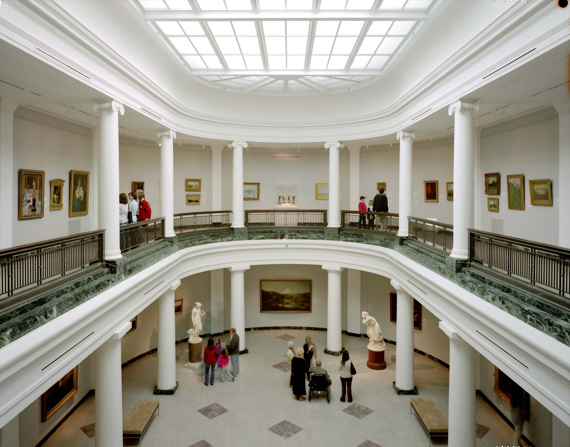 University Of Michigan Museum Of Art,© Richard Barnes
