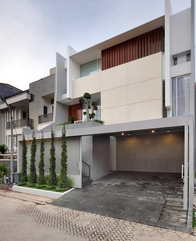 Leo House / Edha Architects, © Fernando Gomulya – Tectography