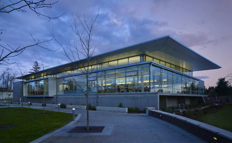 Sammamish Library / Perkins+Will