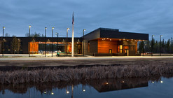 U.S. Land Port of Entry / Julie Snow Architects
