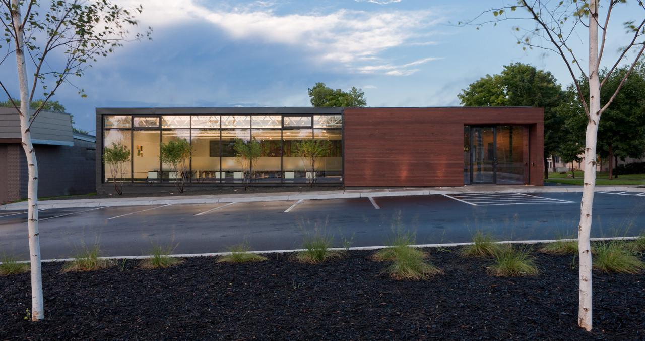 KNOCK Inc. / Julie Snow Architects, © Paul Crosby