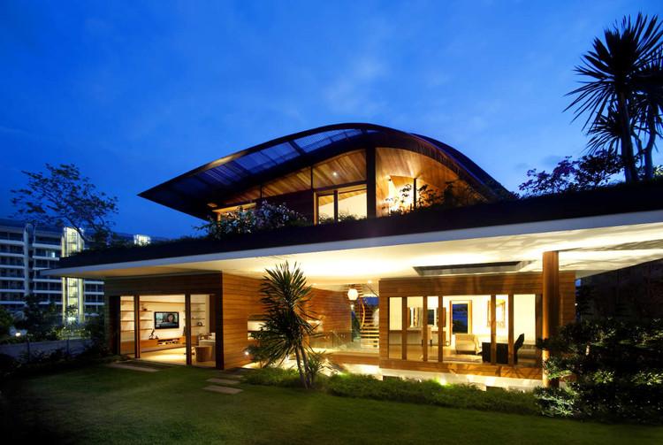 Agreable Sky Garden House / Guz Architects, © Patrick Bingham Hall