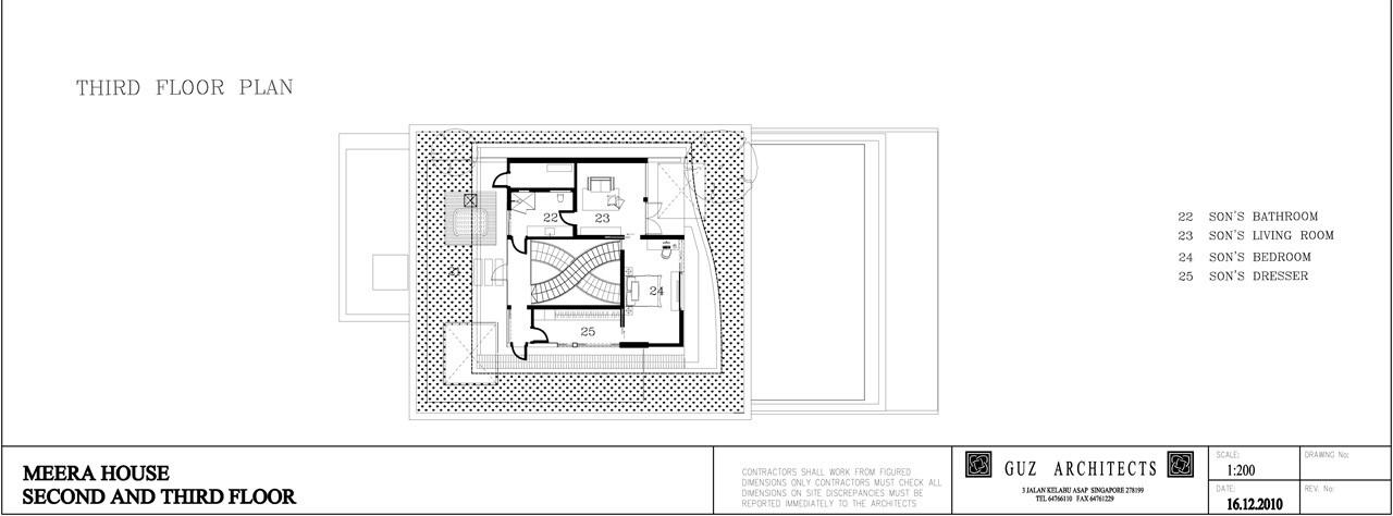 Gallery Of Sky Garden House Guz Architects 16