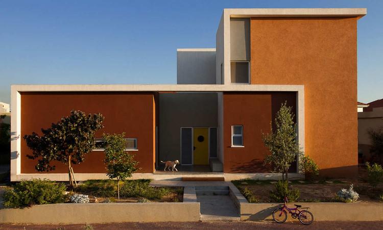 Razel Residence / SaaB Architects, © Luciano Santandreu