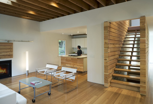 Courtesy of  randy brown architects