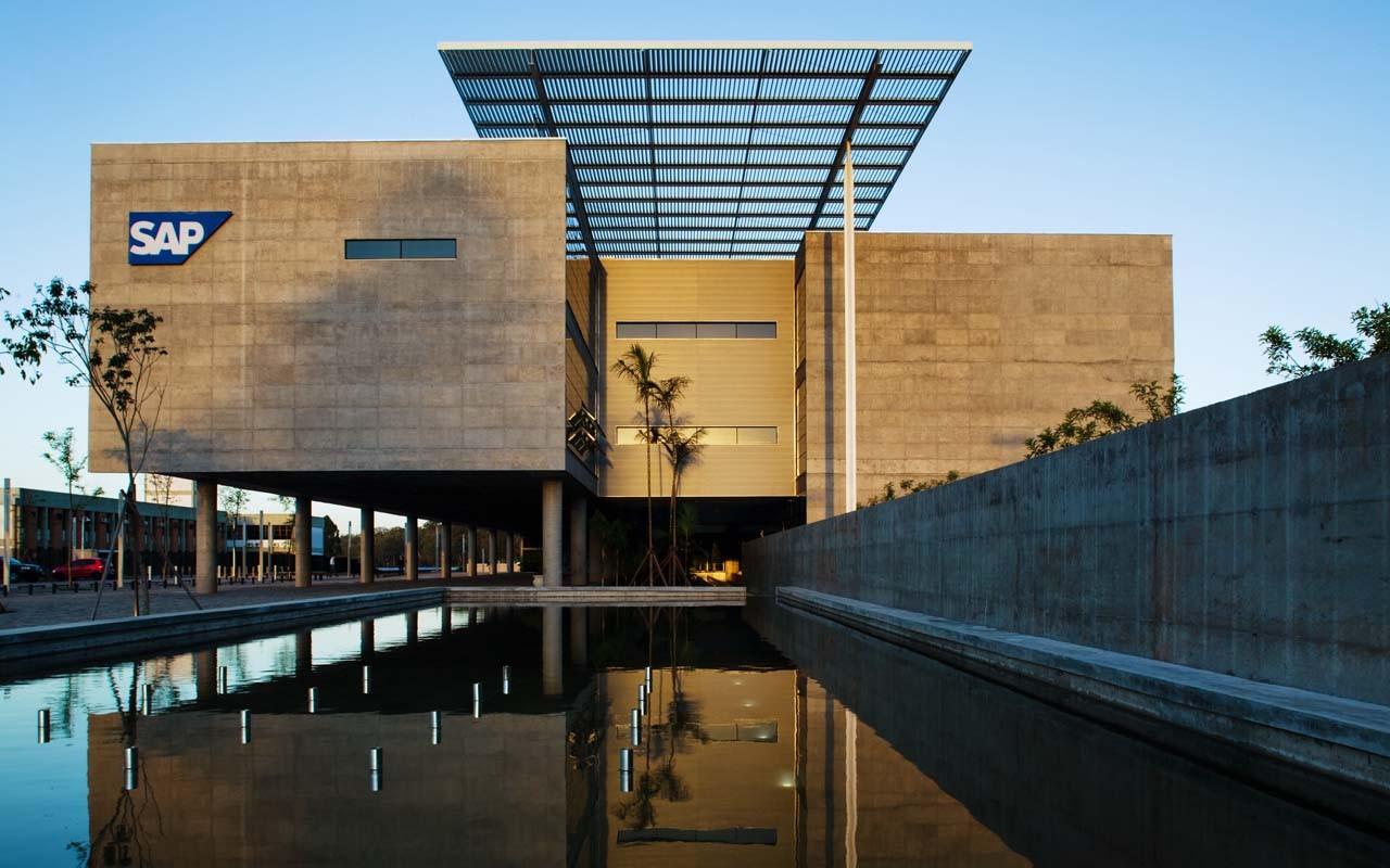 sap labs china_SAP Labs Latin America / Eduardo de Almeida, Shundi Iwamizu Arquitetos Associados ...