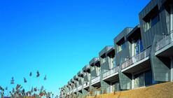 Book City Hermann Houses / SKM Architects