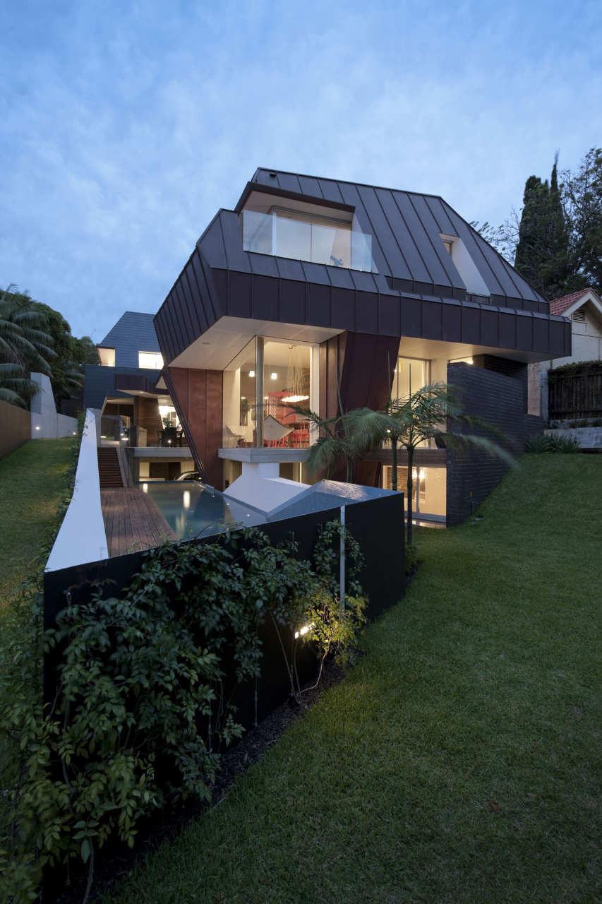 DPR House / Marsh Cashman Koolloos Architects, © Willem Rethmeier