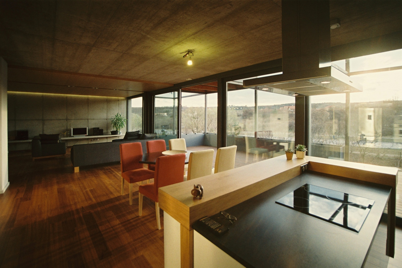 Villa P / Architektonicke Studio Atrium, Courtesy of Architektonicke Studio Atrium