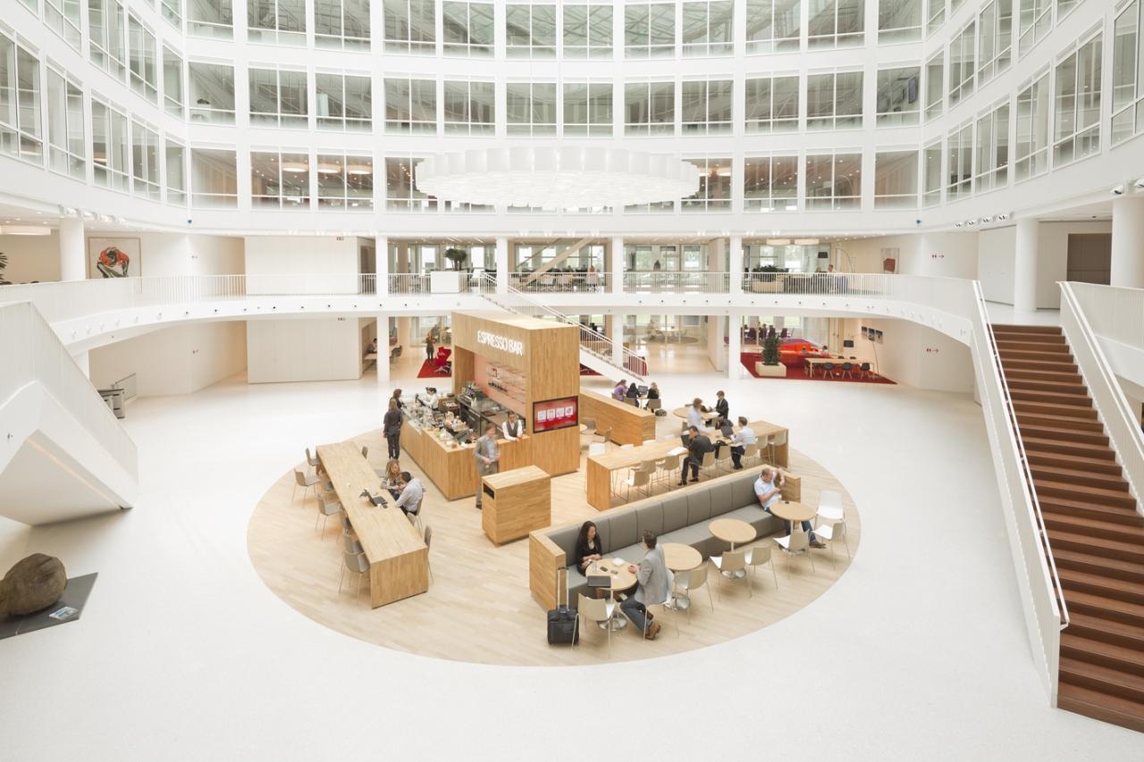 Eneco Headquarter Rotterdam / Hofman Dujardin Architects, © Matthijs van Roon