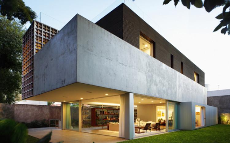 Sumaré House / Isay Weinfeld, ©  Nelson Kon