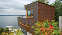 Lake House / Hutchison & Maul Architecture