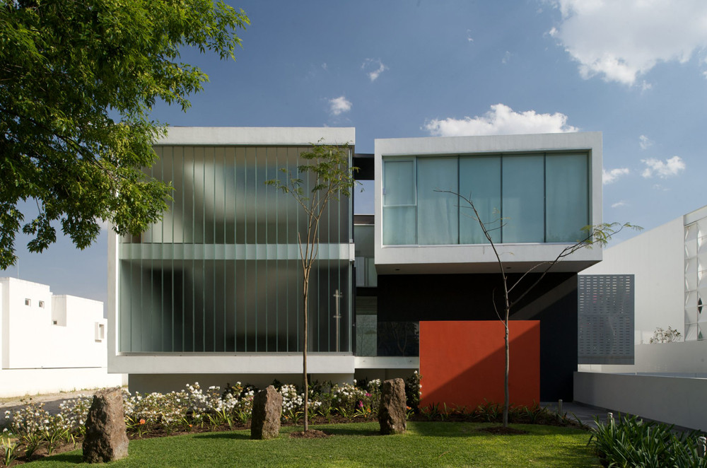 Exceptional MO House / LVS Architecture + JC NAME Arquitectos Great Ideas