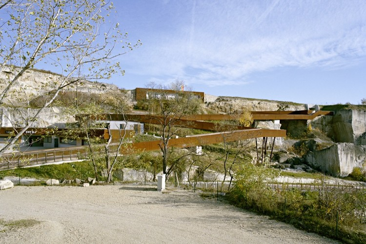 Redesign of the Roman Quarry disposed Opera Festivals / AllesWirdGut Architektur, © Hertha Hurnaus