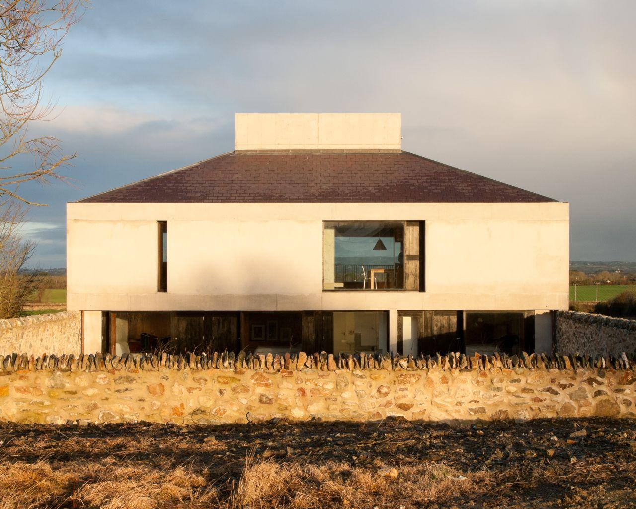 House at Bogwest / Steve Larkin Architects, © Alice Clancy