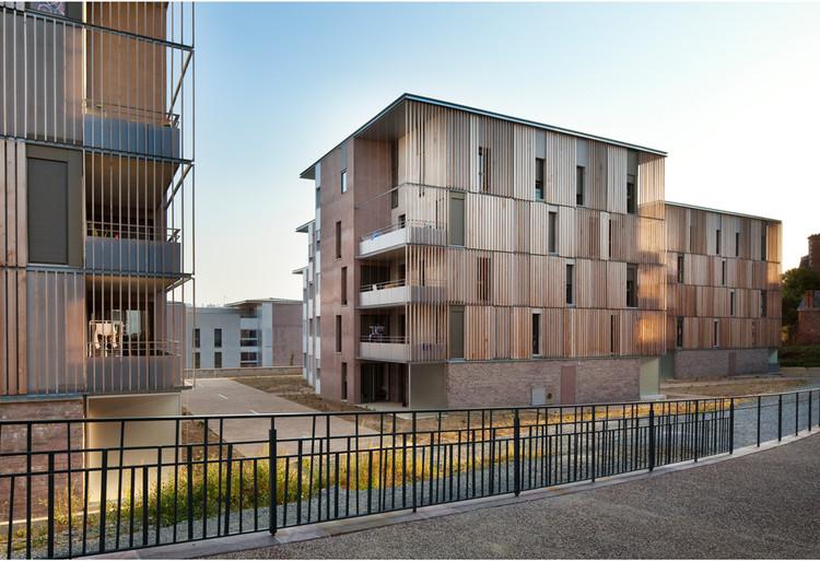 Lucien Rose Complex / Atelier du Pont, © Luc Boegly