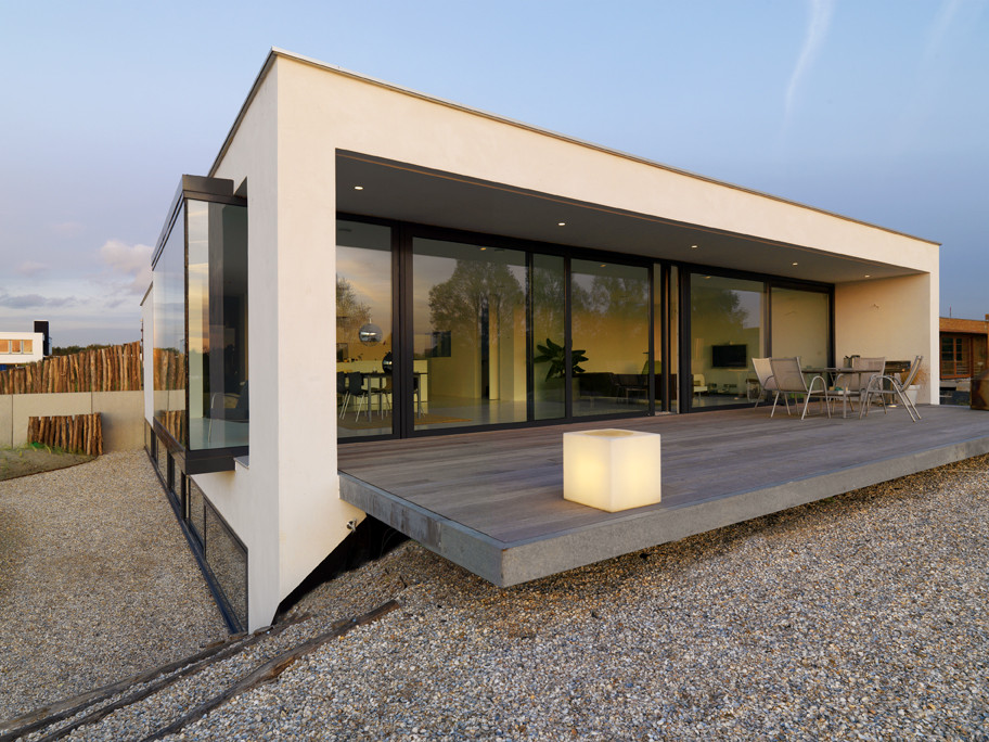 Gallery of house s grosfeld van der velde architecten 1 for Best home catalogs