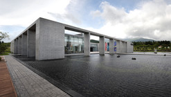 Jeju Provincial Art Museum / Gansam Architects & Associates