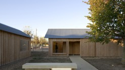 Vass Municipal Campground / Julien Boidot Architect